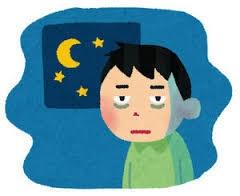 うつ病を治すには スタッフの独り言10 なぜ不眠になるのか?